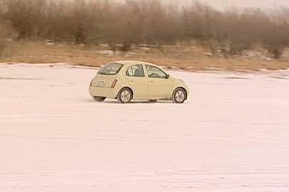 Благовещенцам напомнили об опасности выхода на весенний лед
