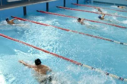 Соревнованиями по плаванию завершился фестиваль ГТО в Благовещенске