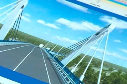 Приамурье и Хэйлунцзян зарегистрировали компанию по возведению моста через Амур