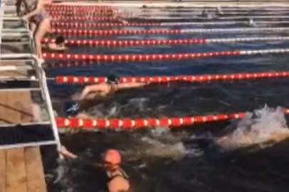 Амурчане завоевали 8 медалей на международном чемпионате по зимнему плаванию