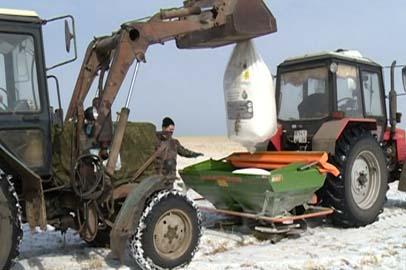 В Тамбовском районе стартовала весенняя земледельческая кампания