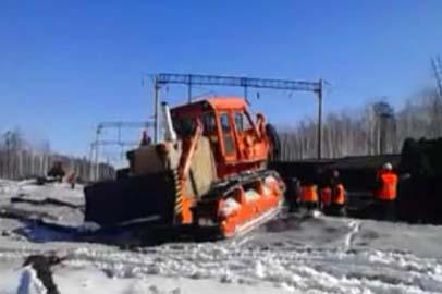 Землетрясение и авария на железной дороге произошли в выходные в Приамурье