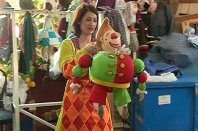 «День в профессии»: актриса кукольного театра