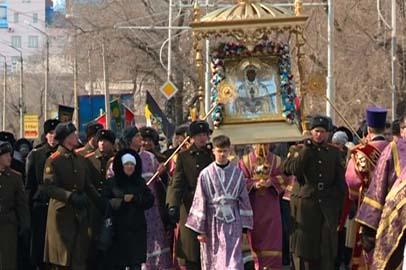 Амурчане увидят премьеру фильма об Албазинской иконе Божией Матери