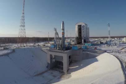 За имитацией первого пуска ракеты на Восточном следит Дмитрий Рогозин