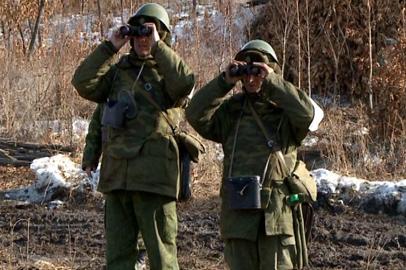 Амурских артиллеристов подняли по тревоге