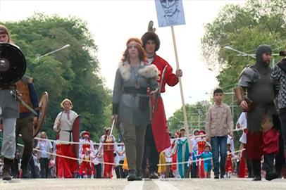 Праздничное шествие в Благовещенске пройдет в новом формате