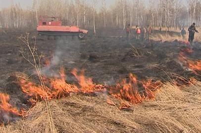 Власти готовы объявить о начале пожароопасного сезона в Приамурье