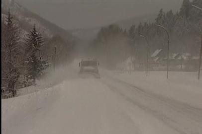 Непогода осложнила движение по трассе «Лена» в Тындинском районе