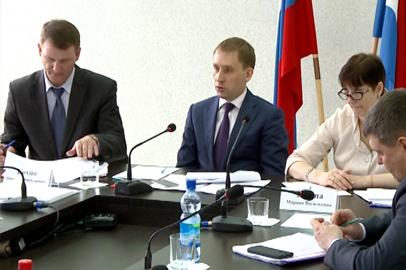 Александр Козлов проверил исполнение своих поручений в Углегорске