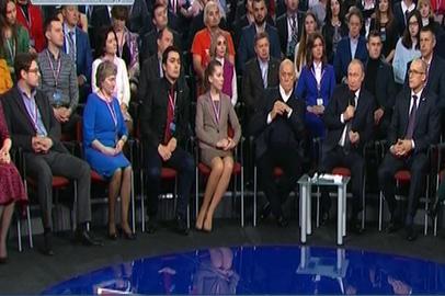 Энерготарифы, «бесплатный гектар», авиасообщение — Президент ответил на вопросы дальневосточных журналистов
