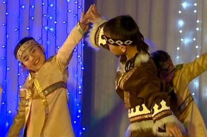 Танцы коренных народов Дальнего Востока представили благовещенцам
