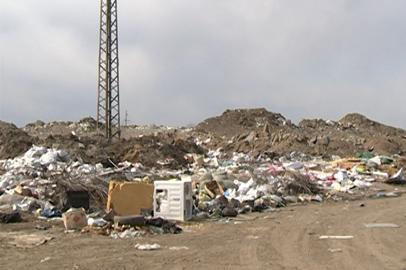 За выброс мусора в 800 квартале Благовещенска выписано два штрафа