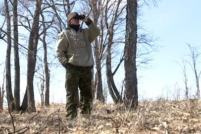 К патрулированию амурских лесов и полей подключились охотники
