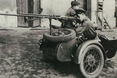 Амурские байкеры расскажут о подвигах воинов-мотоциклистов времен Великой Отечественной