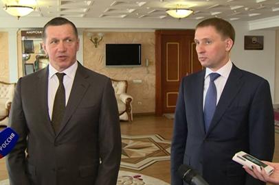 Вице-премьер Юрий Трутнев оценил работу по созданию ТОР в Приамурье как достаточно активную