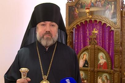 Епископ Лукиан поздравил православных амурчан с праздником Пасхи
