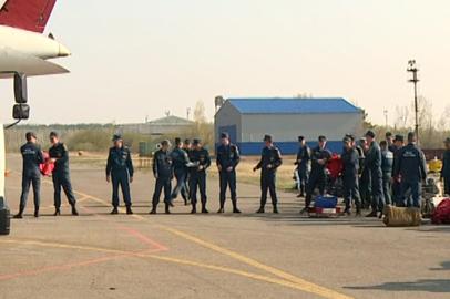 На тушение пожаров в Приамурье брошены дополнительные силы МЧС