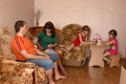 Амурчан продолжают переселять в новые квартиры по программе ликвидации ветхого жилья