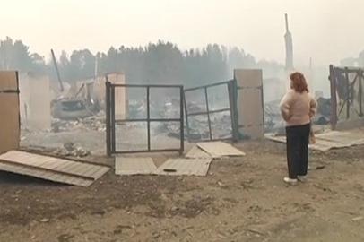 Пострадавшим от пожара в Зейском районе оказывается необходимая помощь