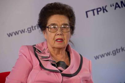 Сегодня юбилей отмечает известный благотворитель Маина Спицина