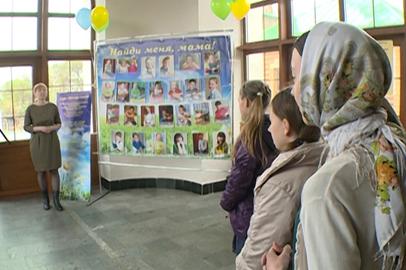 В кафедральном соборе Благовещенска организовали фотовыставку о сиротах