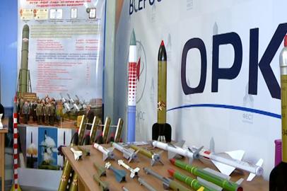 Амурские школьники испытали себя в качестве пилота космического корабля