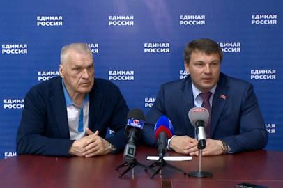 Александр Синьков лидировал в предварительном голосовании «Единой России»  по выборам кандидатов в Госдуму