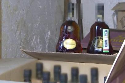 За торговлю контрафактным алкоголем благовещенцу грозит до двух лет лишения свободы