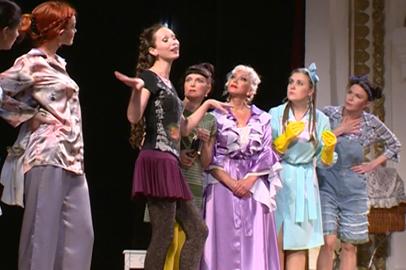 Историей о любви и семейном счастье закроет сезон амурский драмтеатр
