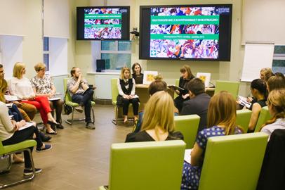 Первая встреча Дальневосточной школы PR прошла в Хабаровске при поддержке Сбербанка