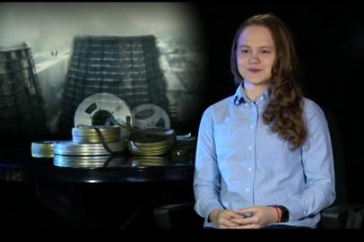 Арина Грибалева о фильме «Легенда №17» 2013г.