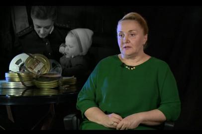 Ольга Лысенко о фильме «Офицеры» 1971г.