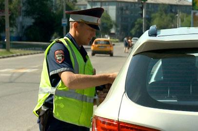 «День в профессии»: инспектор ДПС