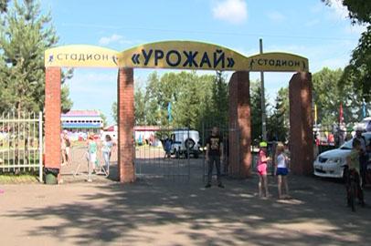 Тамбовчане вновь стали победителями областной сельской спартакиады