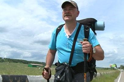 Бывший московский топ-менеджер автостопом добрался до Приамурья