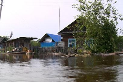В Приамурье подтоплено 46 домов в Селемджинском районе и Белогорске