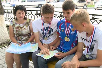 Амурчане успешно выступили на дальневосточном чемпионате по спортивному ориентированию