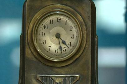 Уникальные часы представили на выставке в областном краеведческом музее