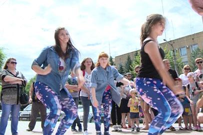Битва уличных танцоров состоялась в Благовещенске