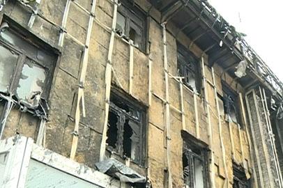 Причиной пожара в аэропорту Благовещенска стала непотушенная сигарета