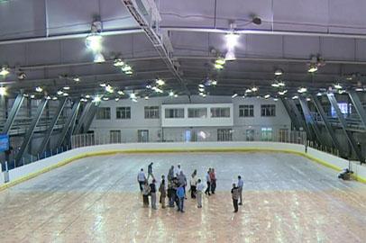 Крытый каток и футбольный стадион в Райчихинске обновят к концу лета