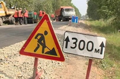 В 20 районах Приамурья ремонтируют межпоселенческие дороги