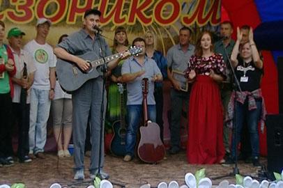 Областной фестиваль гитарной песни «Встречи на Ульме» собрал 20 исполнителей