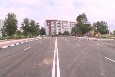В Благовещенске открыли перекресток Игнатьевское шоссе-Мухина после ремонта