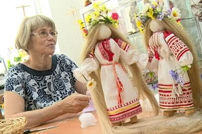 Народные умельцы представят свои работы на VII Российско-китайской ярмарке культуры и искусства