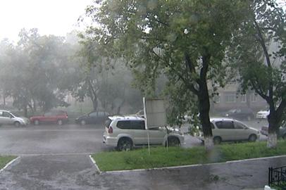 Мощный циклон накроет Приамурье в конце недели