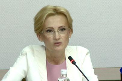 Ирина Яровая выслушала предложения амурских властей по совершенствованию закона о торговле