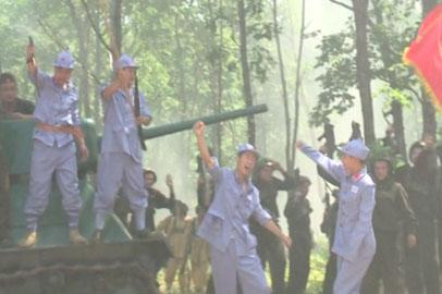 Сегодня в уезде Суньу пройдет реконструкция советско-японского сражения