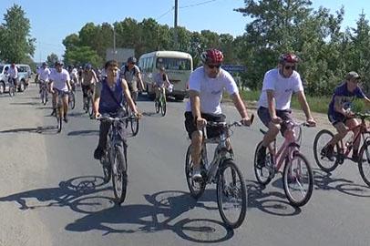 Благовещенцев приглашают поучаствовать в массовом велосипедном заезде